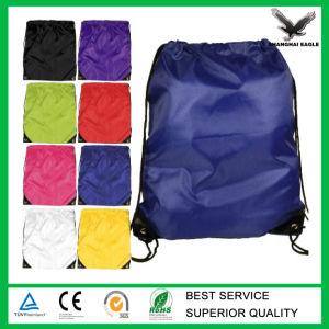 Sports Gym Sack Drawstring Bag pictures & photos
