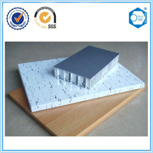 Aluminum Honeycomb Core Sandwich Panel for Indoor Decoration pictures & photos