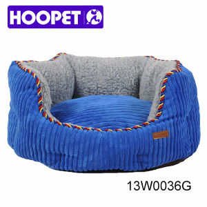 Bolster Pet Bed / Orthopedic Dog Bed pictures & photos
