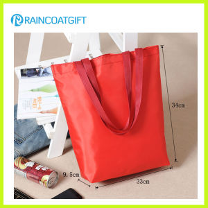 Grocery Nylon Tote Bag Handbag Rg1102-09 pictures & photos