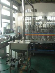 Automatic Bottle Rinsing Filling Capping Machine 3 in 1 pictures & photos