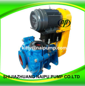 100 Zj Cyclone Feed Slurry Pump pictures & photos