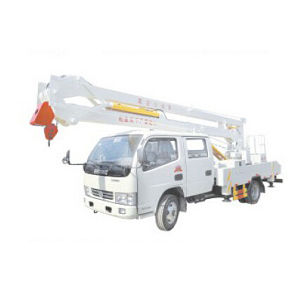 China-Made 12-20m Elevated Hydraulic Lift Truck Aerial Working Truck pictures & photos