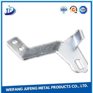 OEM Sheet Metal Fabrication Deep Drawing Stamping Parts for Bracket pictures & photos