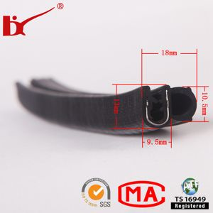 Produce Car Accessories Extruded Rubber Strips pictures & photos