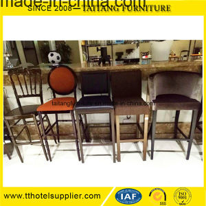 Metal Restaurant Dining Furniture Bar Stools Chair pictures & photos