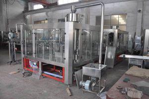 8000bph Automatic Monoblock Agua Filling Bottling Machine pictures & photos