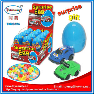 Surprise Egg Toy with Surprise Small Toys and Candy Inside