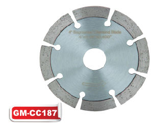 Wet or Dry Cut Diamond Blade for Masonry (GM-CC187) pictures & photos