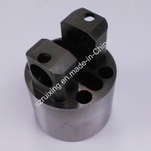 CNC Machined Steel Part for Equipment Accessories pictures & photos