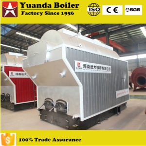 Factory Sale Fixed Grate Manual Type Biomass Boiler pictures & photos