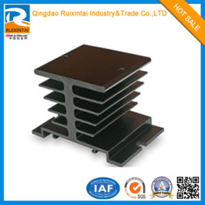 Extruded Aluminum Heat Sink From China Top 10 Manufacturer pictures & photos
