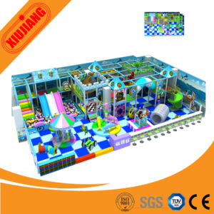 Factory Commercial Used Toddler Soft Indoor Playground Equipment (XJ5040) pictures & photos