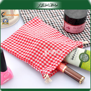 Easy Carry Popular Eco Friendly Cosmetic Drawstring Bag pictures & photos