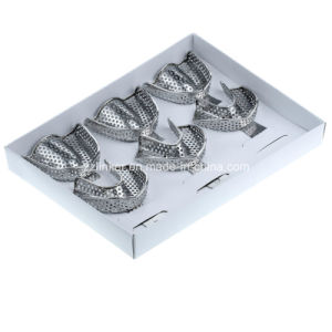 Stainless Steel Dental Teeth Impression Tray pictures & photos