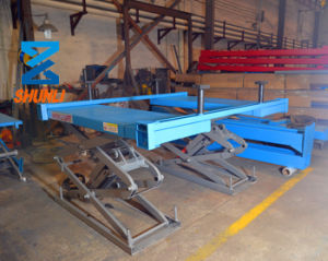 Auto Car Lift / Car Scissor Lift (SHL-Y-J-45BS) pictures & photos