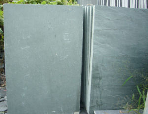 Natural Green Roofing Slate Tile Slate for Wall and Floor pictures & photos