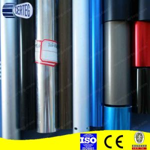 Anodized Color Extrusion Profile Alu Pip Aluminum Tube pictures & photos