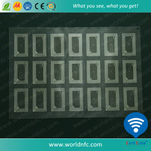 RFID Card Inlay (HF, UHF, NFC) for Card Production pictures & photos