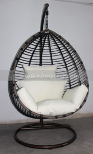 Mtc-092 Ratten Furniture Outdoor Garden Swing Chair pictures & photos