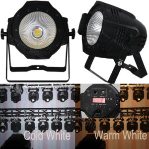 100W Brightness Warm White Cold White LED Stage COB Lighting pictures & photos