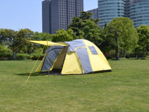 Double Layer Waterproof Family Tent/Camping Tent (EFT-009) pictures & photos