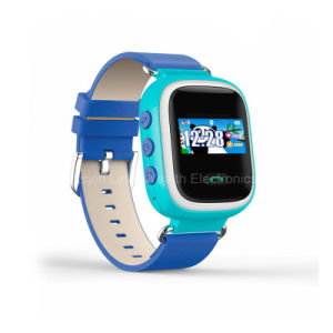 Smart Baby Watch Q60 Wristwatch Sos Call Location Finder Locator Device Tracker for Kid Safe Anti Lost Monitor Baby Gift Q60 pictures & photos