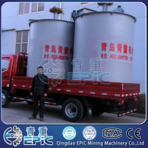 Double Impeller Leaching Agitation Tank Fie Milling Equipment pictures & photos
