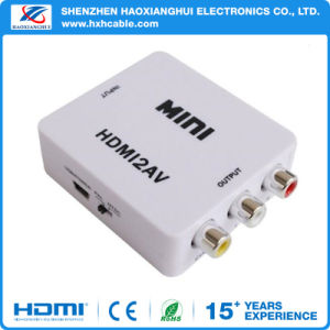 Best Buy Mini HDMI to AV Converter pictures & photos