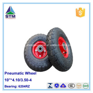 Heavy Duty Wheelbarrow Tire (4.10/3.50-4)