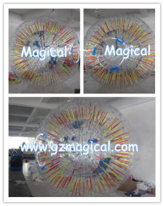 Luminous Inflatable Zorb Ball Fluorescence Zorb Ball Lighting Zorb Ball (RA-1005) pictures & photos