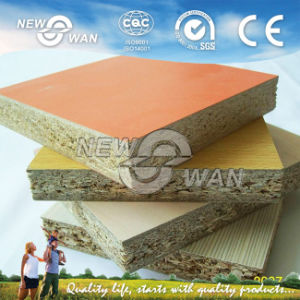 Moisture Resistant Green Particleboard / Chipboard pictures & photos