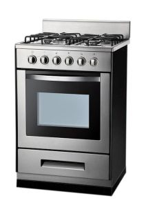 4 Burners Free Standing Gas Cooker with Oven pictures & photos