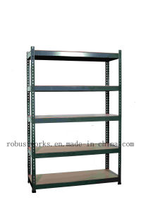 5tiers Metal Rack Storage Shelf (12050-100-1) pictures & photos
