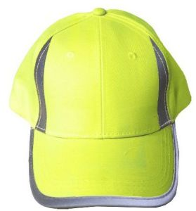 High Visibility Hat with Reflective Panels pictures & photos