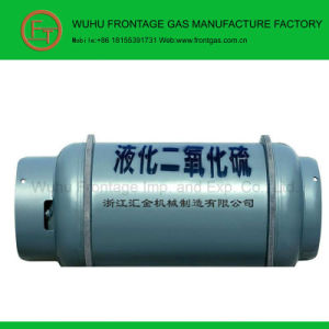 Popular Steel Cylinder So2 Gas Bottle pictures & photos