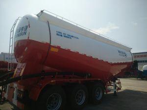 Dongrun Trailer Manufacturer Dry Powder/Bulk Cement Tanker Semi Trailer