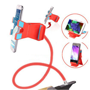 Flexible Long Arm Mobile Phone Holder Stand Lazy Stand Bed Desktop Tablet Car Mount Bracket for iPhone 6 Plus 5 S6