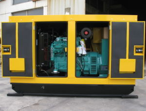 40kw/50kVA Cummins Silent Diesel Generator for Solar Systems with ATS pictures & photos