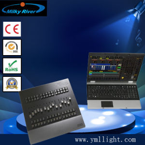 Command Wing and Fader Wing with Touch Screen and CPU Ma2 Lighting Console pictures & photos