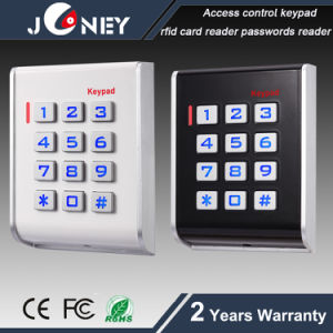 RFID Card Passwords Access Control Keypad with Alarm LED pictures & photos