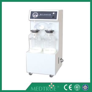CE/ISO Approved Medical Mobile Diaphragm Electric Suction Aaspiratior Unit Device pictures & photos