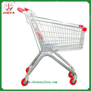 Factory Direct Wholesale Supermarket Shopping Trolley (JT-E01) pictures & photos