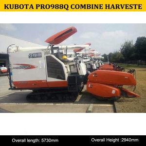 90HP Kubota High Quality New Combine Harvester PRO988q, Combine Harvester PRO988q pictures & photos
