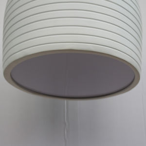 European Simple Fiber Glass Round Pendant Lamp for Hotel pictures & photos