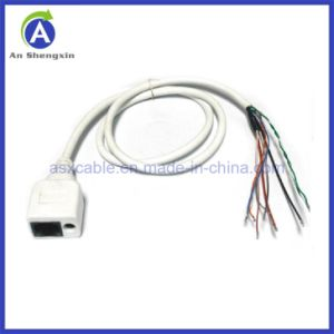 Hot Sell RJ45 with DC Network Cable