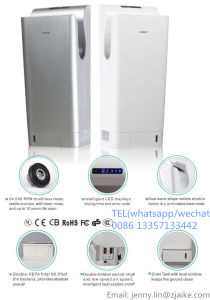 New air jet High speed hand dryer with Brushless Motor pictures & photos