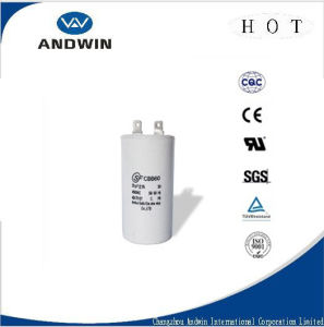 Cheap Wholesale AC Motor Capacitor Cbb60 pictures & photos