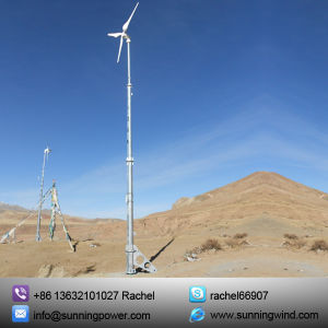5000 W Horizontal Aixs Wind Turbine / Wind Power Generator / Wind Energy Equipment pictures & photos