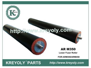For Sharp Copier AR M350 Lower Fuser Roller Hot Sale pictures & photos
